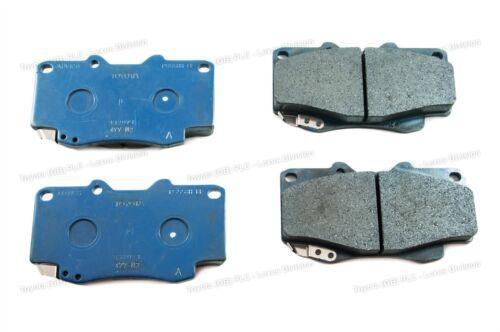 axle set Genuine Toyota Hilux Brake Pad Kit ,FRONT 044650K020