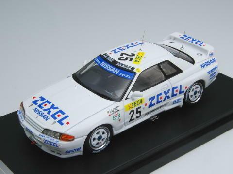 24h Le Mans 1991 1:43 PremiumX Nissan Skyline GTR #25