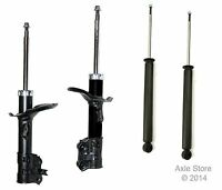 4 Struts Shocks Full Set Lifetime Warranty Fit Accent Free Shipping
