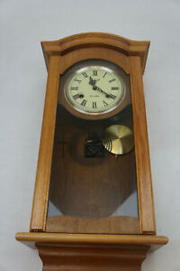 Vintage Centurion 35 Day Wall Clock FOR PARTS UNTESTED