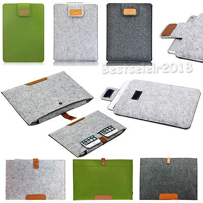 New Woolen Felt Sleeve Pouch Bag Case For 2015 Apple iPad mini 4 iPad mini 1/2/3