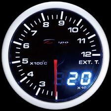 60mm Depo Racing Digital EGT Exhaust Gas temperature gauge  WA6057LED
