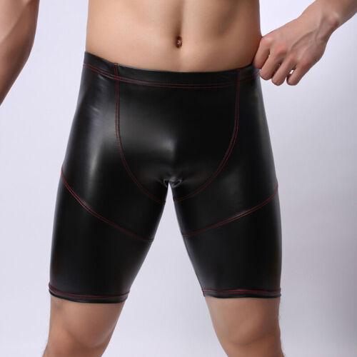 Boxer Koffer Unterwäsche Atmungsaktiv Unterhosen Dessous Unterteile Beultasche