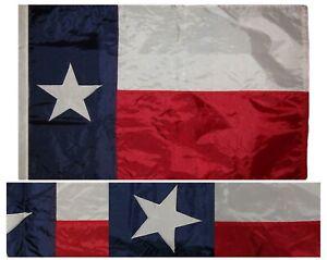 3x5-Embroidered-Sewn-Texas-300D-Nylon-Texas-Flag-3-039-x5-039-Banner-Sleeve-Pole