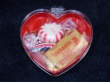 Heart Shaped Plastic Candy Boxes ~ Lot of 36 Units ~ Valentine's Day, Weddings