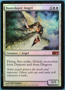 Baneslayer Angel FOIL Magic 2010 / M10 PLD Mythic Rare CARD (209313) ABUGames