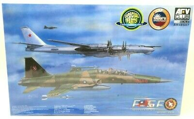 AFV Club 1//48 AR48103 US F-5F VFC-III SUNDOWNERS 2-Seat Tactical Combat Fighter
