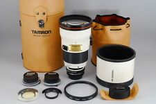 【Rare set!】Tamron SP 300mm f/2.8 LD BBAR MC MF 107B Canon/ Contax/ MINOLTA #2569
