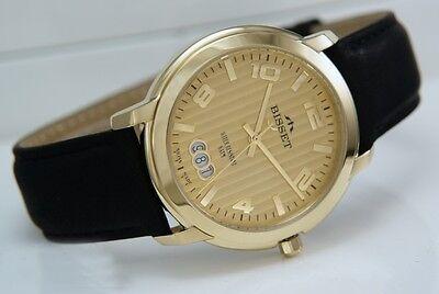 Armband- & Taschenuhren Frank Bisset Bscd59 Swiss Made Herrenuhr Armbanduhr Uhren & Schmuck