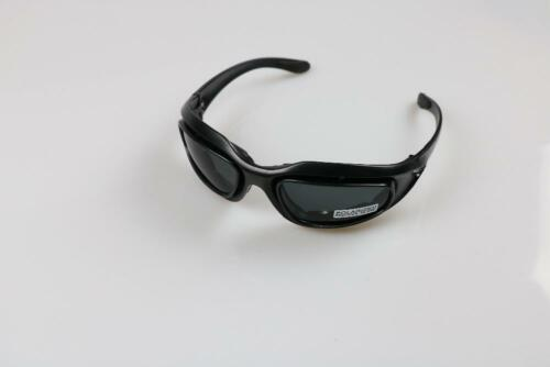 Polarized Sunglasses Daisy C5 Military Goggles 4 Lenses Outdoor Tactical Eyewear