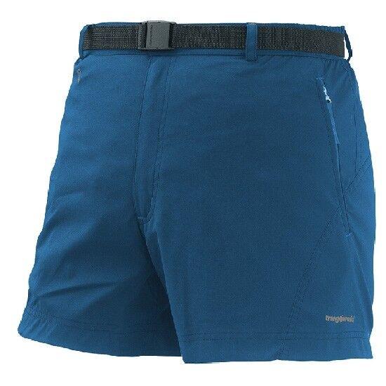 Trangoworld Isar Short Azul Oscuro  Negro PC007553 790  Ropa Montaña Hombre  ahorra hasta un 50%