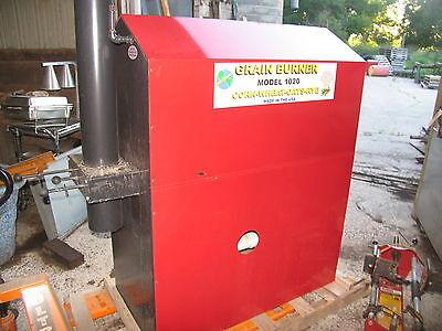 Universal Grain Outdoor Corn Wood Pellet Burner Boiler Stove Heater