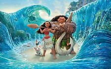 Moana Edible Party Cake Image Topper Frosting Icing Sheet