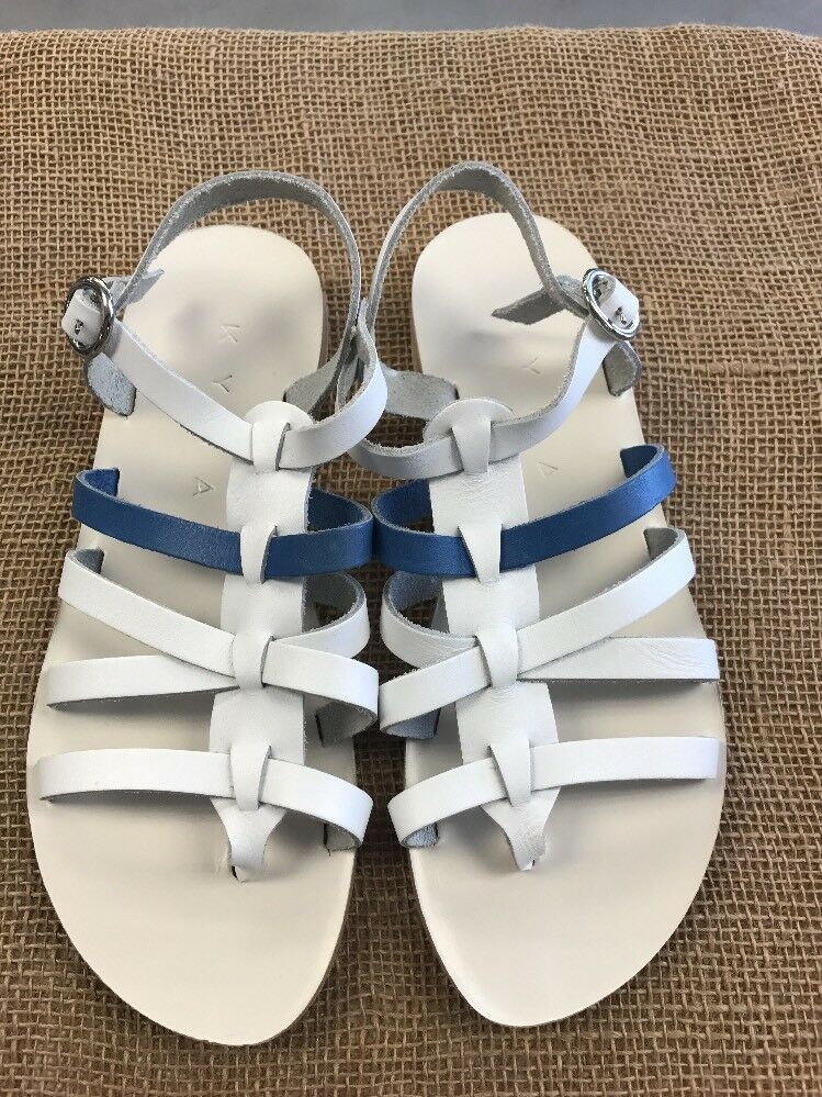 New Antiparos Kyma sandals Tinos gladiator Greek Greece shoes 38