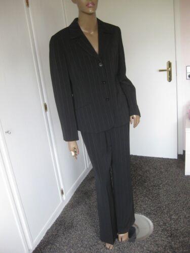 Pants rayures Dream Suit Pants fines 42 And Gr 40 avec Taifun Blazer Black 5HPdwwq