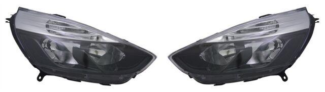 2 FEUX AVANT + MOTEUR NOIR RENAULT CLIO 4 IV 1.6 RS 11/2012-