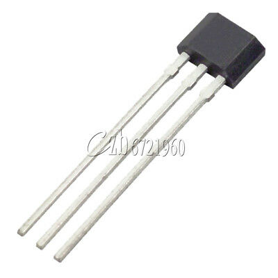 10Pcs New A3144 A3144E OH3144E Hall Effect Sensor