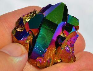 7214-Rainbow-FLAME-AURA-Quartz-Titanium-Crystal-Healing-Cluster-40mm-LRG-1-6