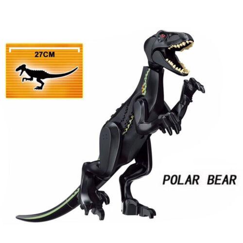 dinosaur World Fallen Kingdom INDORAPTOR Rex CARNOTAURUS Action Figure Gift New