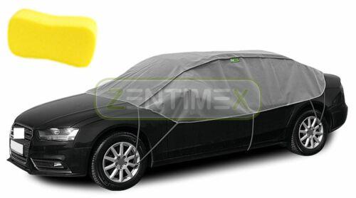 Atmungsaktive Halbgarage für  Mercedes C-Klasse W203 Stufenheck Limousine 4-türe