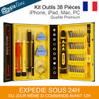KIT OUTILS TOURNEVIS IPHONE 4 5 6 7 IPOD GALAXY S6 S7 LUMIA REPARATION TELEPHONE