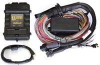 Haltech Elite 1500 (dbw) With 2.5m (8 Ft) Premium Universal Wiring Harness Kit