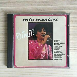 Mia-Martini-Ritratti-CD-Album-1991-Ricordi-fuori-catalogo