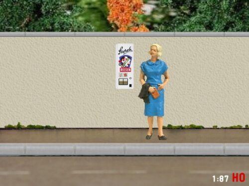 1:87//h0 Storck Bonbon automate époque III façade de maison//Mur modellland 1073-8