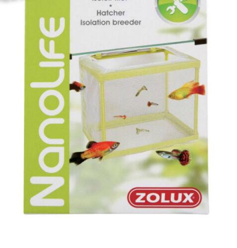 Zolux NANOLIFE  Fish Net Breeder Hatcher Isolation Breeder for young fish