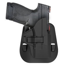 Paddle Holster Fits S&W M&P Shield 9mm/.40 Smith & Wesson Gun Tactical Holder