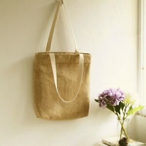 Details About Luxury Premium Hessian Jute Fabric Natural Craft Burlap 100 150cm Bag Trim Decor
