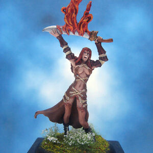 Painted-Anima-Tactics-Miniature-Belith-Mystic