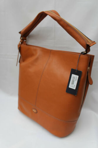 Tote Costelloe Celebrity Shopper Paul Leather Rrp Shoulder Tan £275 Bag Genuine sdrtCxQh