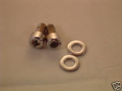 Ventildeckel Schrauben GOLD Opel C20XE C20LET 2.0 16V