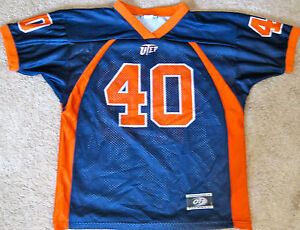 low priced 75a1b 57ed1 Details about UTEP MINERS YOUTH NCAA FOOTBALL JERSEY #40 NEW! TEXAS EL PASO  YOUTH EXTRA LARGE