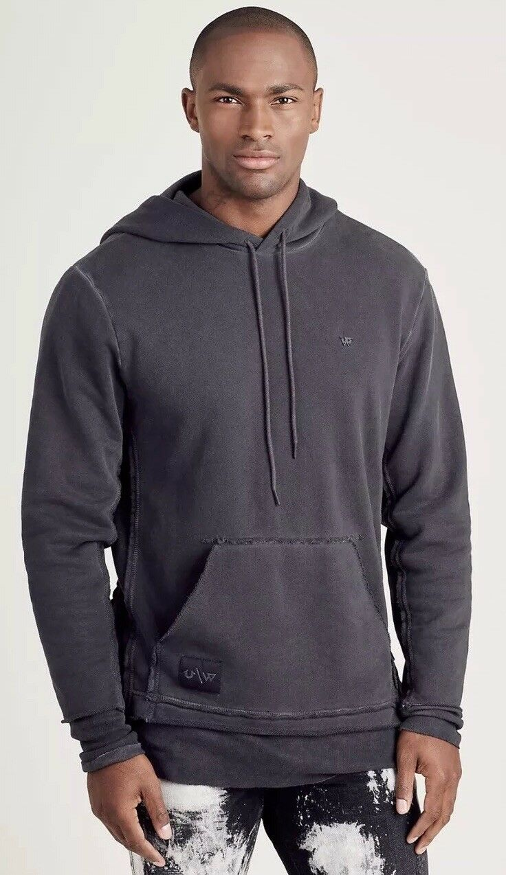 Authentic Brand New RUSSELL WESTBROOK ELONGATED  Herren HOODIE 199 Größe Medium