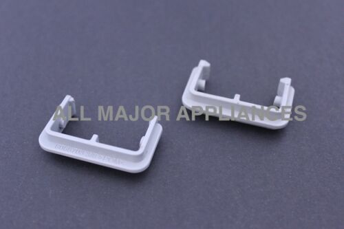 ASKO DISHWASHER TOP RACK  RAIL BLOCK  FRONT  STOPPERS  PACK OF 2