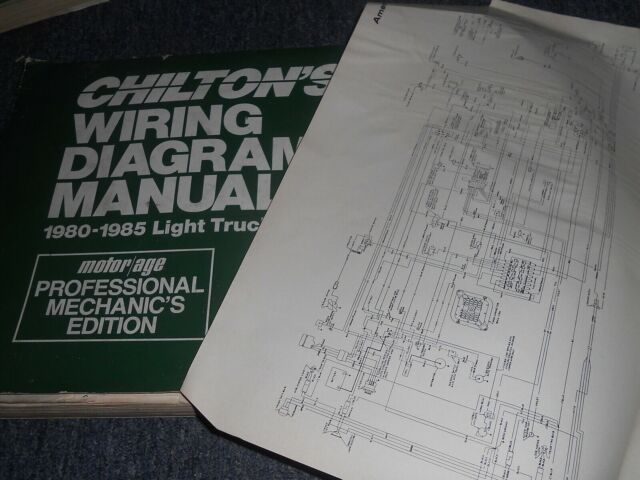 1980 -1985 JEEP CHEROKEE WAGONEER CJ 10-20 SERIES WIRING ...