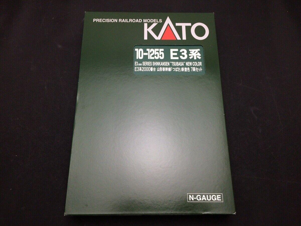 Kato N Gauge 101255 Series E3 2000 serie di Yamagata Tsubasa Nuova Vernice da JP