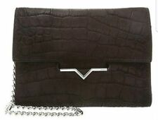 Ladies Hugo Boss Devine 100% Real Calfskin Clutch Handbag with Dust Bag