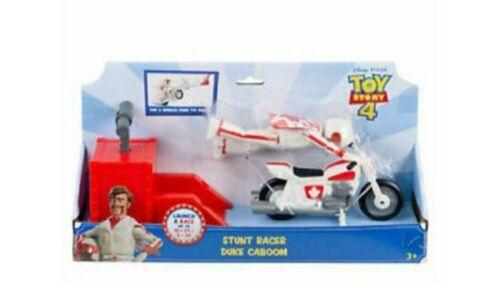 Toy Story 4 Stunt Bike Racer Duke Caboom GFB55 Disney Pixar new boxed