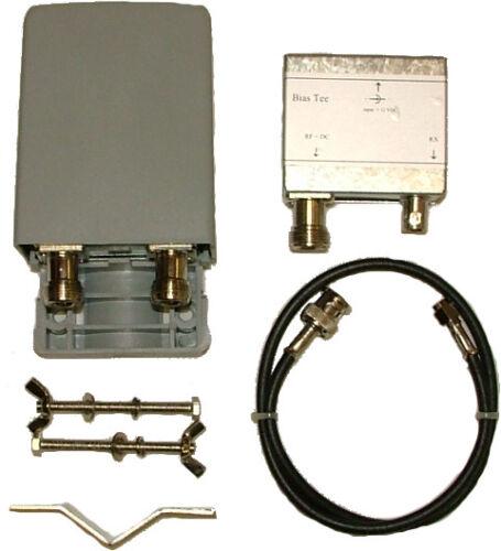 Radar-AMP1090 pre-AMPLIFICADOR PROFESIONAL de bajo ruido
