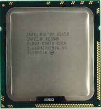 Intel Xeon X5650 2.66 Ghz, 6 Core, 12MB, Socket 1366 (SLBV3) Processor