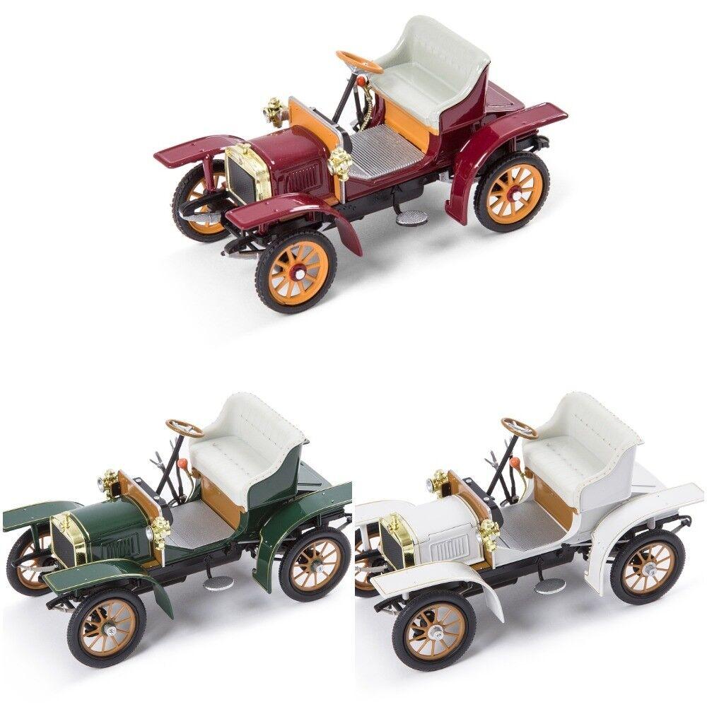 Laurin & klement 1905 auto metall - spritzguss - modell 18 seltenen sammlerstück neue