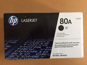 Neu HP 80a CF280A Toner schwarz C