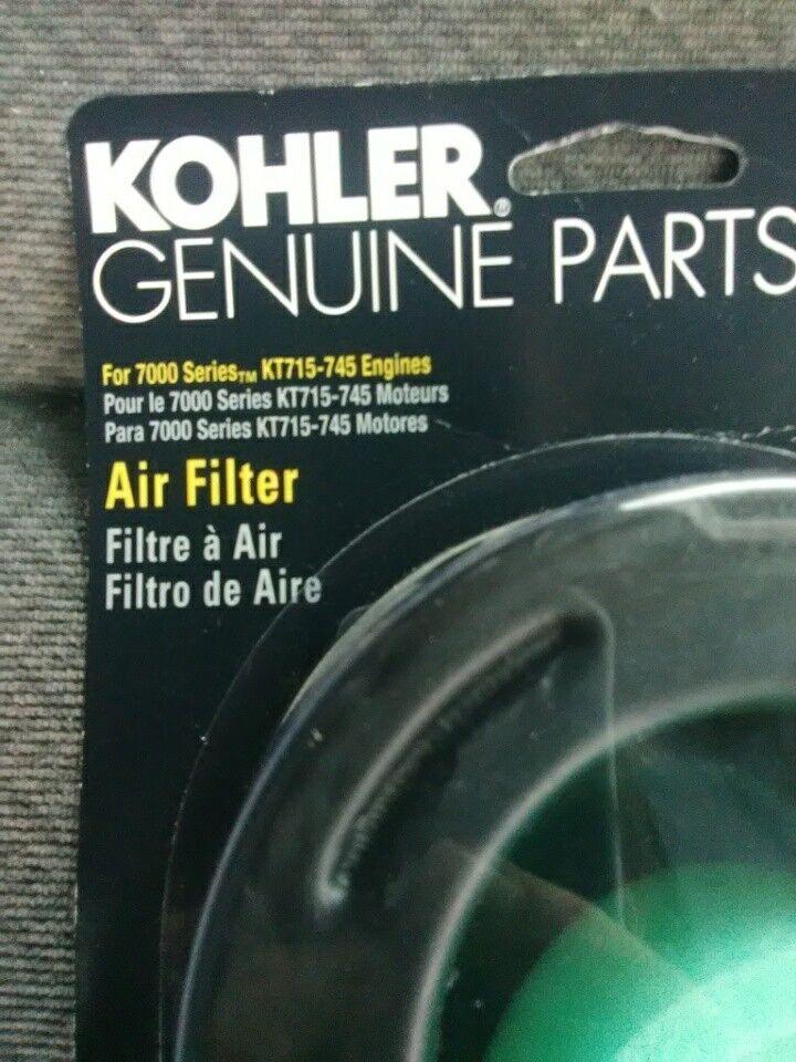 GENUINE OEM KOHLER PART # 32 883 03-S1 AIR FILTER /& PRE FILTER COURAGE FILTER
