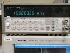 Agilent 33120a 15 Mhz Function Arbitrary Waveform Generator Ng17