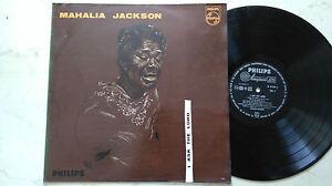 MAHALIA-JACKSON-I-Ask-The-Lord-PHILIPS-LABEL-VINYL-60s-LP