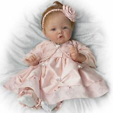 Disney Pretty As A Princess Baby Doll by Ashton Drake New