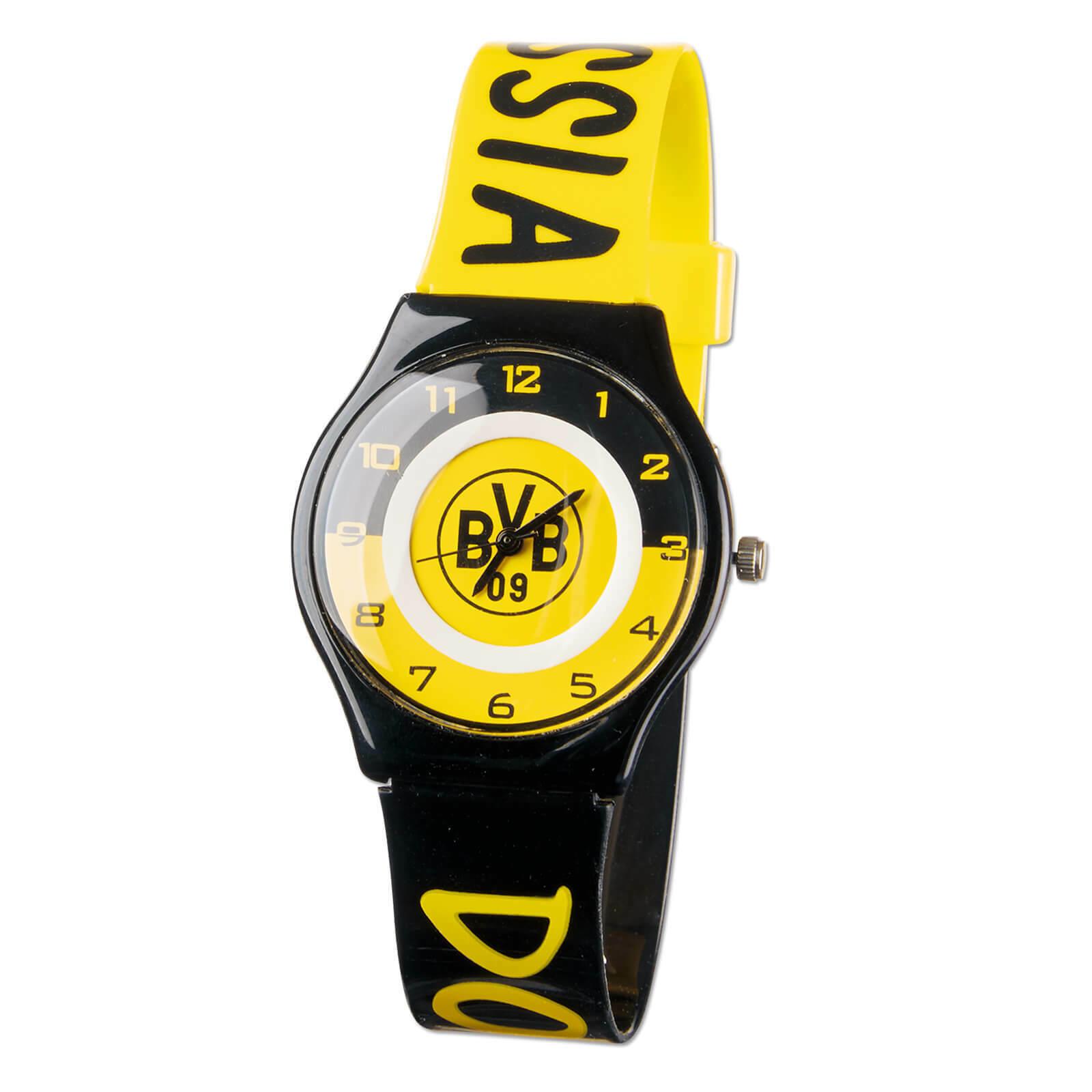 BVB-Uhr für Kinder Borussia Dortmund  | Sonderkauf